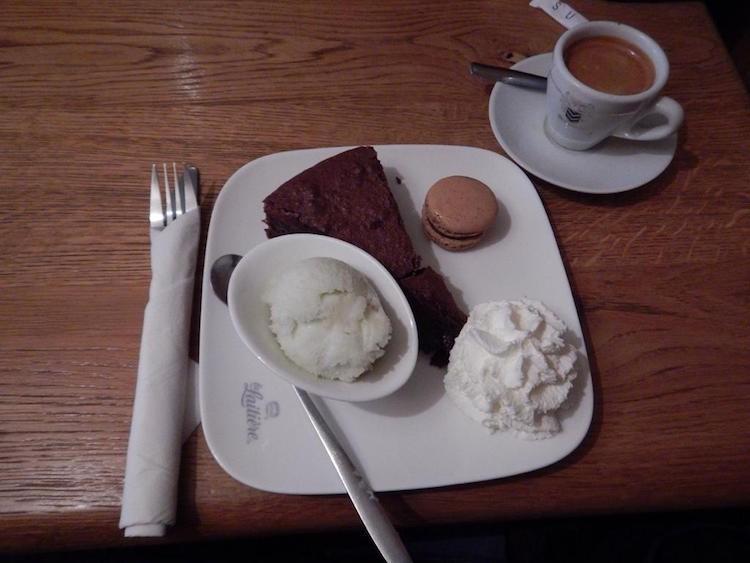 Café Gourmand Honfleur