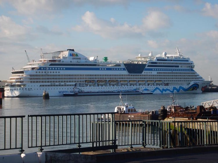 AIDAmar Le Havre