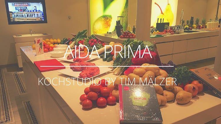 AIDAprima Kochstudio by Tim Mälzer