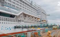 Video: AIDAprima Crew geht an Bord in Japan