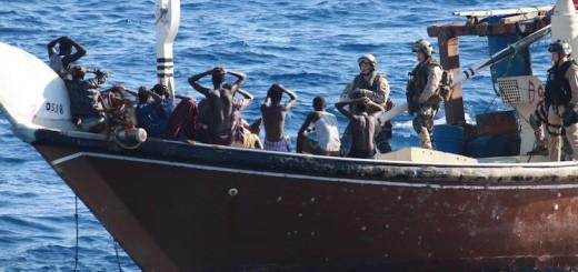 Im Einsatz gegen Piraten / © Bundeswehr (DRV Mailing)