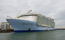 Harmony of the Seas: Offizielle Übergabe am 12. Mai 2016