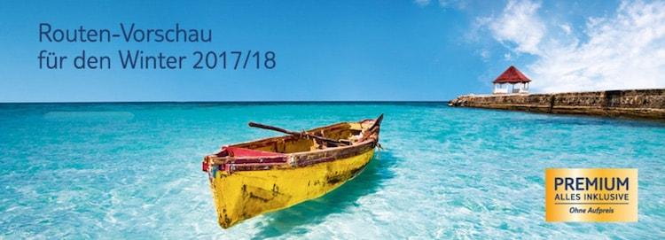 Mein Schiff Winterkreuzfahrten 2017-2018 / © TUI Cruises