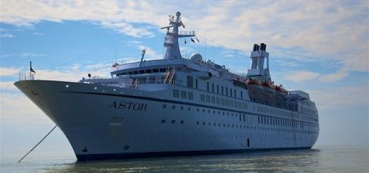 MS Astor von Transocean Kreuzfahrten
