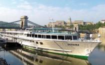 MS Ukraina & MS Moldavia wieder am deutschen Flussmarkt