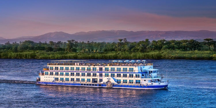 Das Schiff: Oberoi Philae / © The Oberoi Group