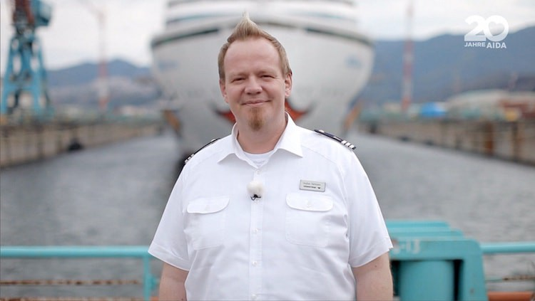 Stephans Prima Time © AIDA Cruises