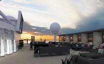 Celebrity Cruises: A Taste of Film – Erlebnis: Rooftop Terrasse
