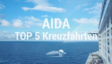 AIDA Top 5 Kreuzfahrten