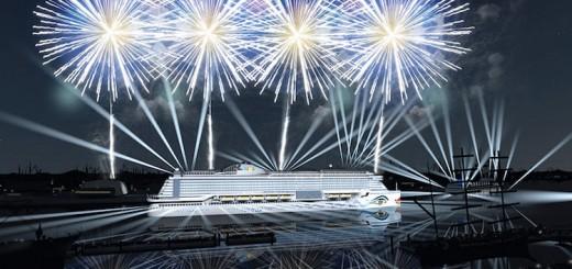 "AIDAprima ""Welcome Cruise"" / © AIDA Cruises"