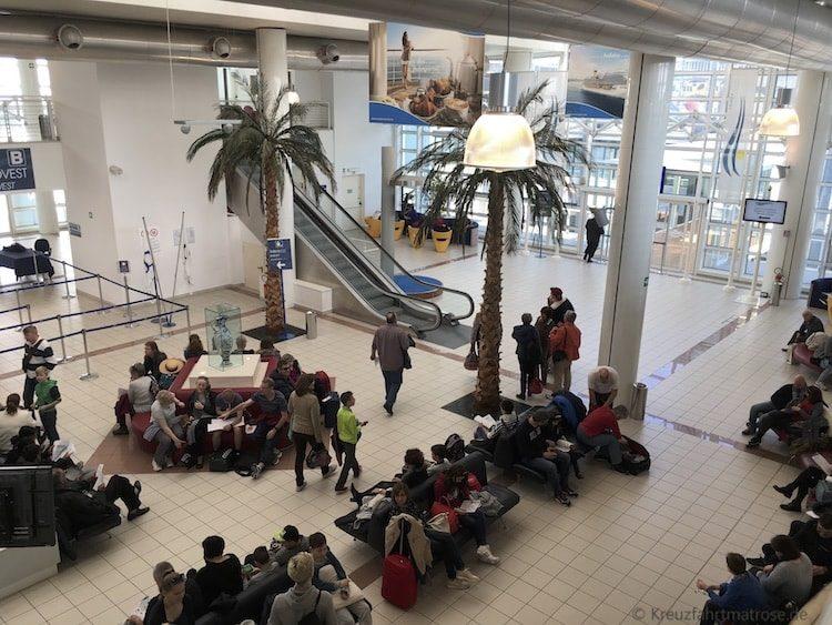 Terminal Palacrociere Savona