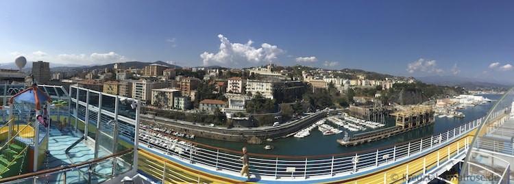 Panorama Savona