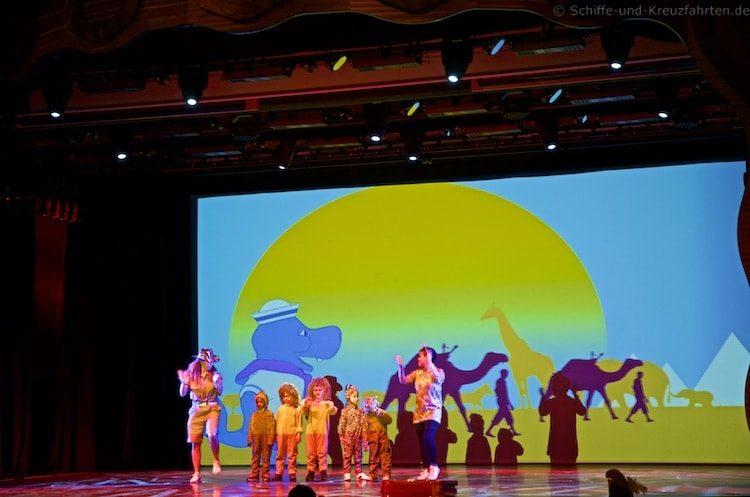 Costa Diadema Kids Show