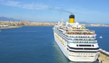 Costa Diadema Position