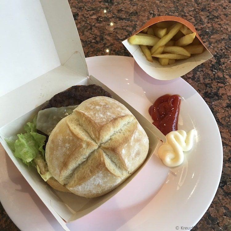 Hamburger Costa Diadema