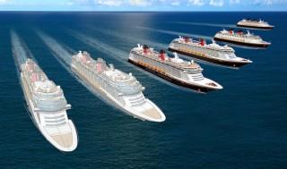 Disney Cruise Line bekommt in 2021 und 2023 je ein neues Kreuzfahrtschiff mit LNG-Antrieb von der Meyer Werft / © Disney Cruise Line