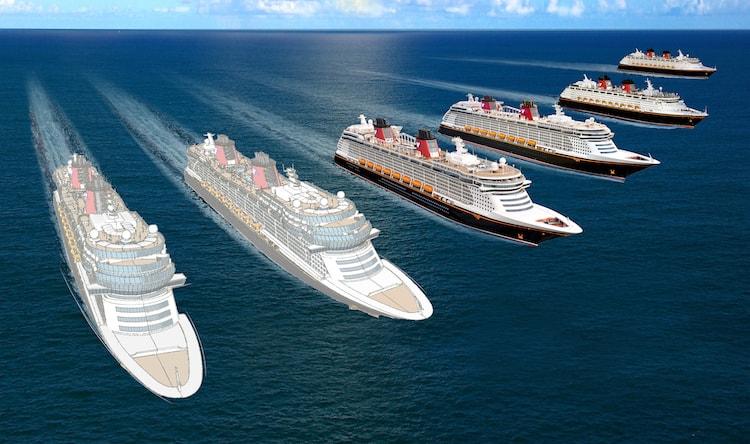 Disney Cruise Line bekommt in 2021 und 2023 je ein neues Kreuzfahrtschiff von der Meyer Werft / © Disney Cruise Line
