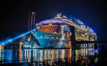 Norovirus auf der Ovation of the Seas