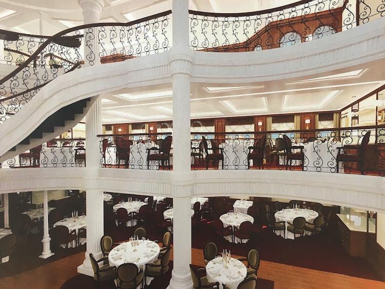 Hauptrestaurant der Flying Clipper / © Star Clipper