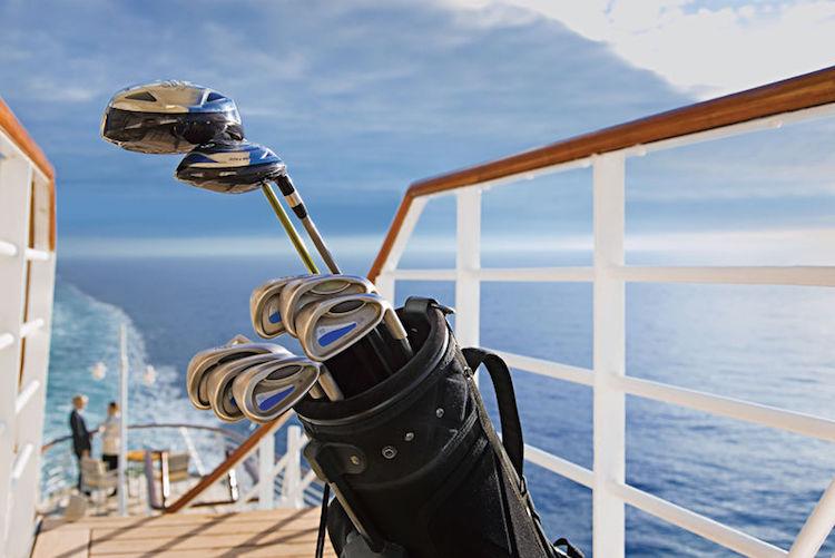 Golfkreuzfahrten mit der MS Europa / © Hapag-Lloyd Cruises
