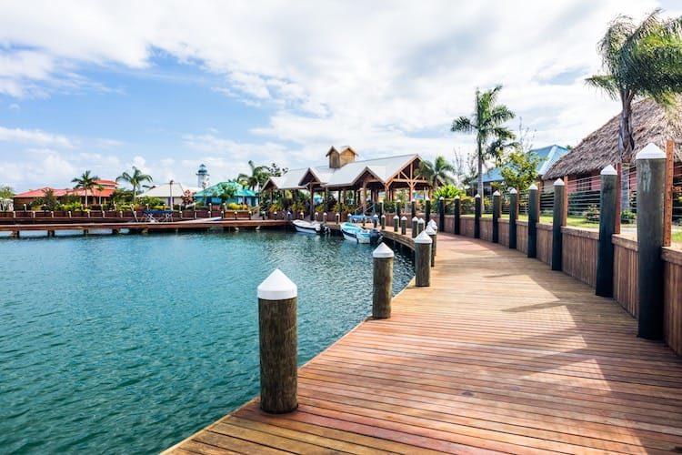 Norwegian Cruise Line Holdings entlässt 300 Mitarbeiter auf Harvest Caye