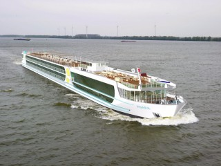 MS Asara - neuer Flusskreuzer für Phoenix Reisen / © Phoenix Reisen