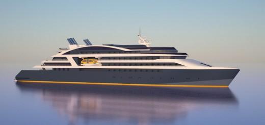 Ponant bekommt vier neue Kreuzfahrtschiffe für ihre Expeditionsreisen / © PONANT