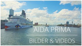 AIDAprima: Highlights an Bord (Bilder & Videos)