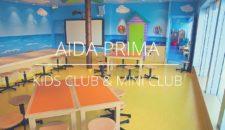 AIDAprima: Kidsclub, Teens Club, Familien