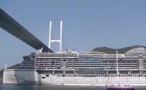 Carnival baut zwei Schiffe für China