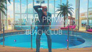 AIDAprima Beachclub: Das größte Highlight an Bord von AIDA Prima