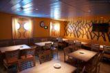 AIDAprima Crewmesse - das Restaurant wurde dem Marktrestaurant nachempfunden