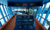 Brücke der AIDAperla von AIDA Cruises