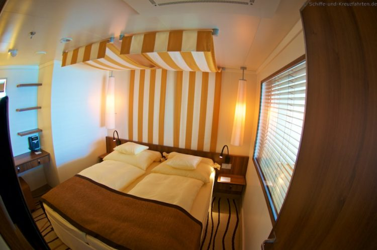 Premium Suite 11292 auf AIDAprima