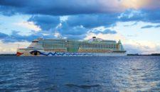 Ferneseh-Programme auf AIDA Kreuzfahrtschiffen