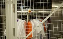 Wäscherei auf AIDAprima