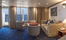 Celestyal Crystal hat 43 neue Balkonkabinen (Bilder)