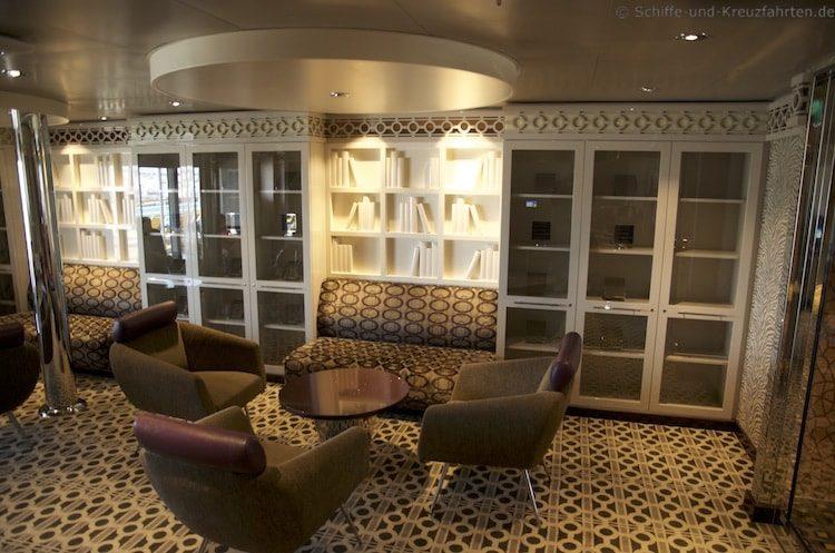 Bibliotek - Costa Diadema