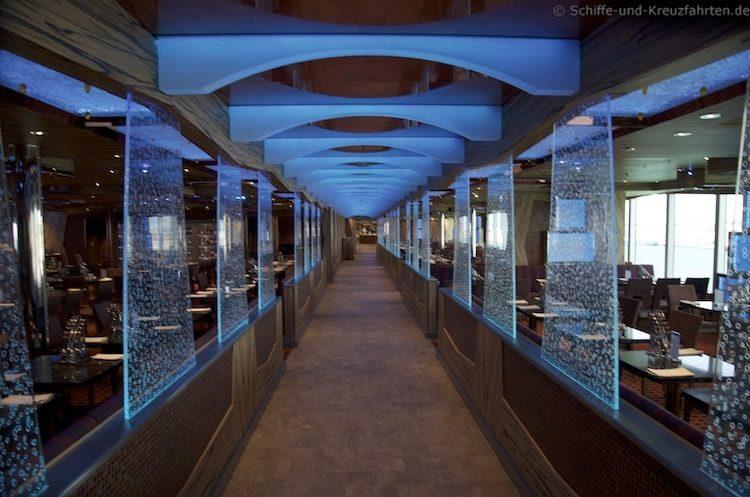 Buffetrestaurant - Costa Diadema