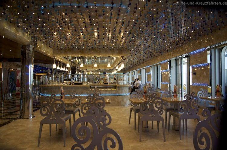 Eiscafe Amarillo - Costa Diadema