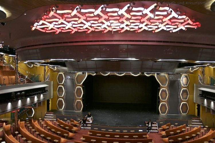 Theater - Costa Diadema