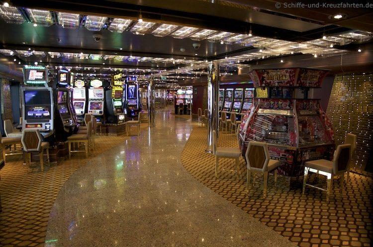 Casino - Costa Diadema