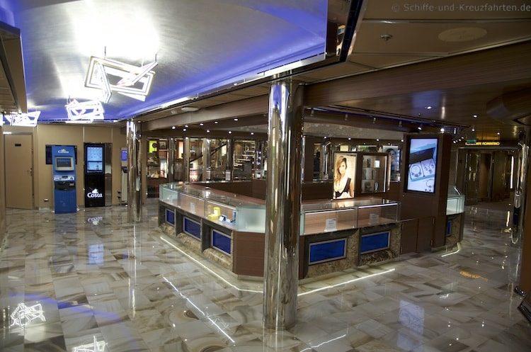 Shops - Costa Diadema