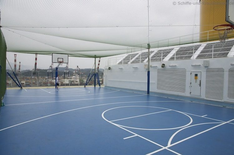 Sportdeck - Costa Diadema