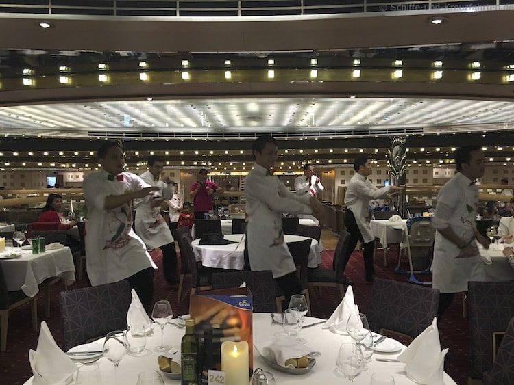 Italienischer Abend Costa Diadema