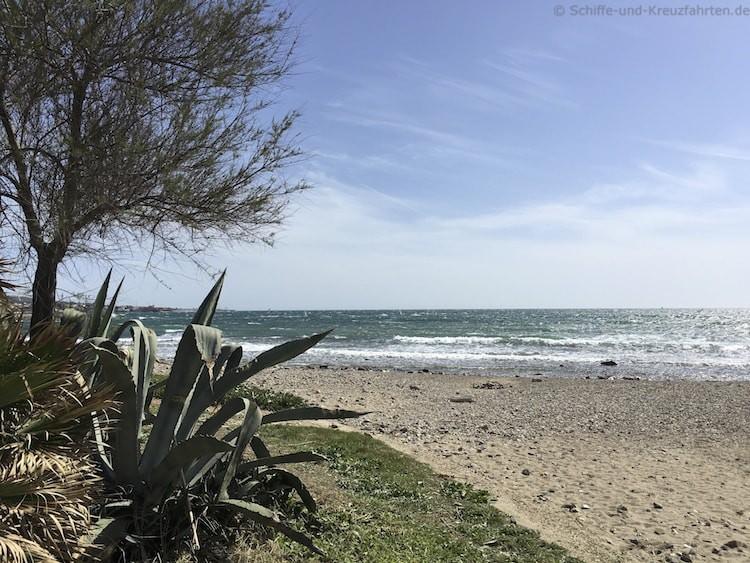 Civitavecchia Strand