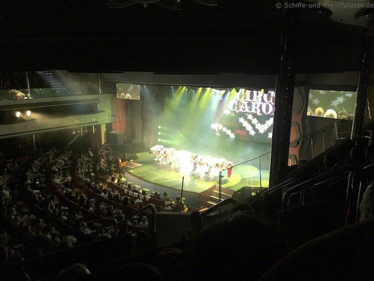 Circus Carolix - Costa Diadema