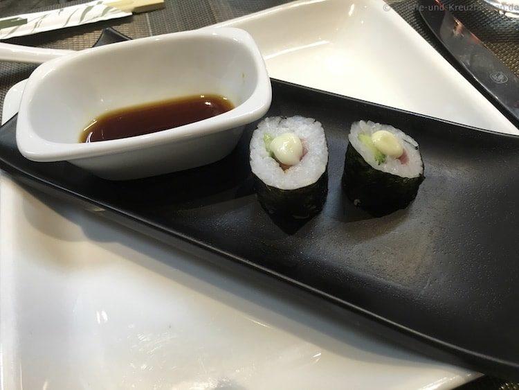 Sushi - Teppanyaki