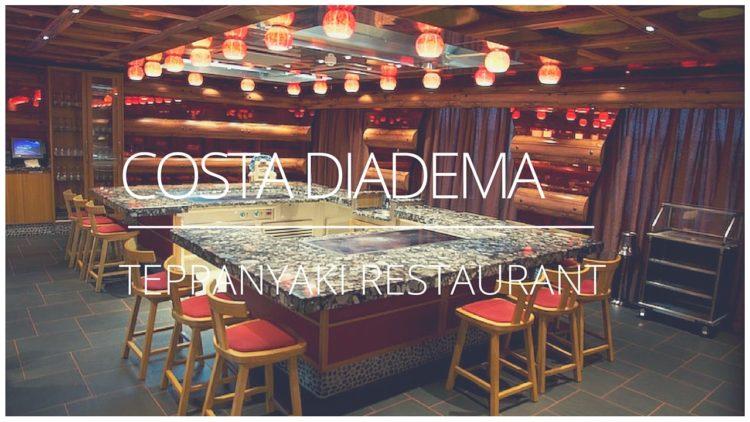 costa-diadema-teppanyaki-restaurant