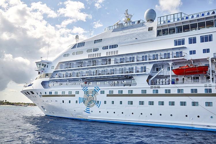 Celestyal Crystal fährt ab November 2016 ganzjährig auf Kuba Kreuzfahrten / © Celestyal Cruises